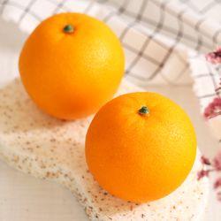 오렌지 모형 1P (7.5cm)
