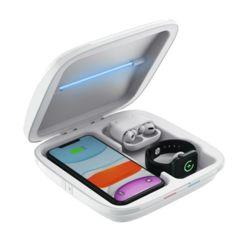 뮤레이 4in1 휴대폰 에어팟 애플워치 다중 충전기 자