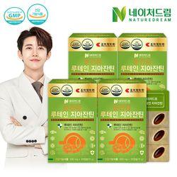 조아제약 네이처드림 루테인 지아잔틴 4박스(총 4개월분)