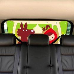 자동차 트렁크 뒷좌석 햇빛 차량용후방 햇빛가리개