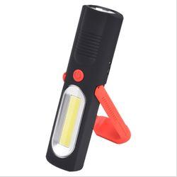 180도 회전 USB충전 COB 눈뽕 LED 작업등 랜턴 후레쉬