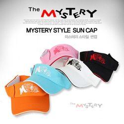 미스테리 스타일 썬캡 골프모자 골프썬캡 골프용품