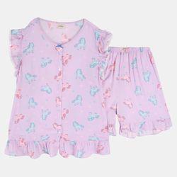 [앙떼떼] 유니콘나시여아잠옷세트150160ATJS21577