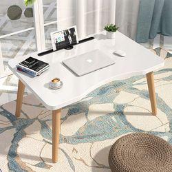 흔들리지 않는 1인용 좌식책상 대형 앉은뱅이 침대 책상