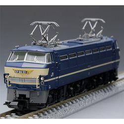 [7141] JR EF66-0형 전기 기관차 (후기형-N게이지)