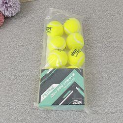 테니스 연습공 10개입