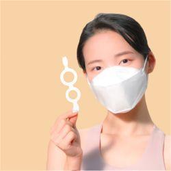 숨쉬기편한 교체형기능성마스크가드(새부리형KF94)