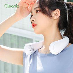 크리니즈 넥밴드선풍기 휴대용 목선풍기 넥풍기 목걸이선풍기
