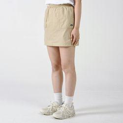 Out Pocket Bendin Skirt Beige(ITEMLKF1AKX)