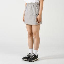 Out Pocket Bendin Skirt Gray(ITEMYJMW8S8)