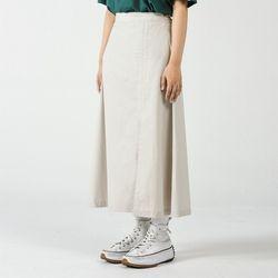 String Slit Skirt Light Gray(ITEMVO51XRB)