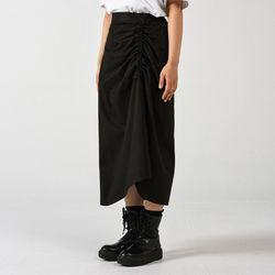 String Slit Skirt Black(ITEMRHHHDN9)
