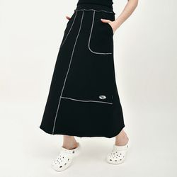 OUT STITCH LONG SKIRT(ITEMHGM7KGX)