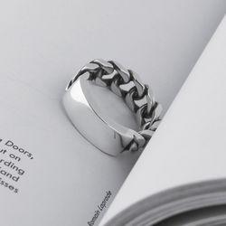 SVR-#619 Silver92.9 RING 반지(ITEMLN1ISSA)