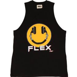 FLEX Sleeveless shirt _ BLACK(NEWO9OZL5W)