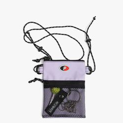 SACOCHE BAG (PURPLE)(DV237453)