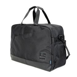 REQUIRE BOSTON BAG / BLACK(ITEMU9T7A25)