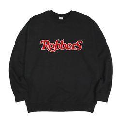 Rolling Robbers Black sweatshirt(ITEMZO2FFEX)