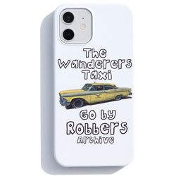 Wanderers Taxi iPhone case(ITEMZF377JH)
