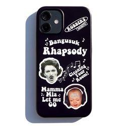 Bangusuk Rhapsody iPhone case(ITEMYBGZAOK)