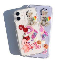 Nostalgia iPhone case(ITEMUI17AX6)