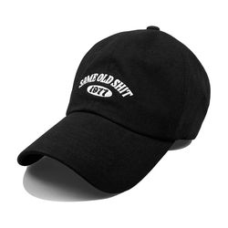 Same Old Shit Ball Cap Black(ITEM326UCNY)