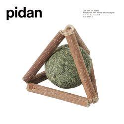 피단스튜디오 내추럴 캣토이 G1 피라미드