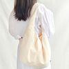 Gwanyu shoulderbag-Pastel beige