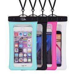 메이스 휴대폰 스마트폰 방수팩 암밴드 물놀이 IPX8등급