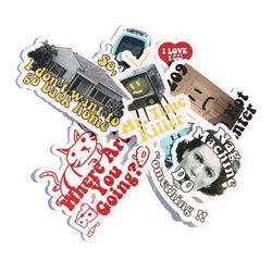 At home Sticker SET(ITEMBS2LRJ0)