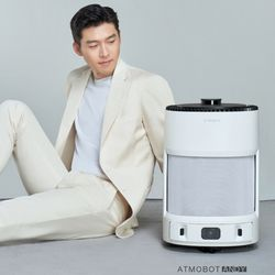 ATMOBOT ANDY 이동식 로봇 공기청정기
