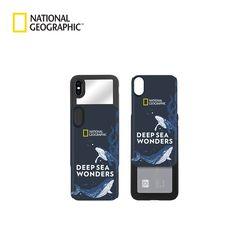 내셔널지오그래픽 아이폰7+ Deep Sea 아이슬라이드 케이스