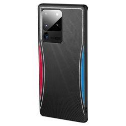 아이폰12미니 메탈릭 심플 보호 하드 케이스 P590