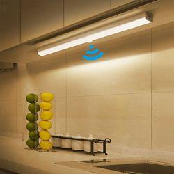 이엘이디 이오공감 무선 센서등 LED 모션감지 붙이는 현관 500mm