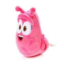 라바 뉴 가방고리 인형 핑크