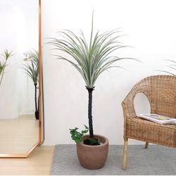 고급 인조나무 조화화분 드라세나 드라코 130cm