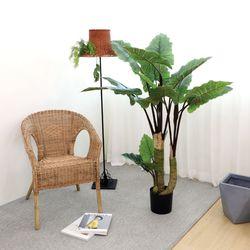 고급 인조나무 대형 화분 알로카시아 오도라 160cm
