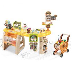 퀵스마트 토탈 슈퍼마켓놀이 장난감