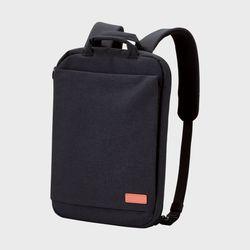 OFF TOCO 2way 노트북 겸용 슬림 백팩 블랙 BM-OF03BK