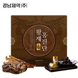 경남제약 황제 홍진단 3.75g x 30환 쇼핑백포함