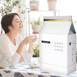 티내다 모링가차 삼각티백 100개입