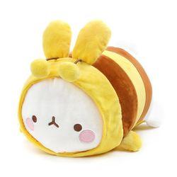 몰랑 라잉 인형(중형)-꿀벌