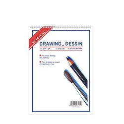 180g도화지 스케치북 15매 A4 (DWB009) -3개세트