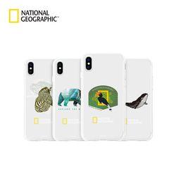 내셔널지오그래픽 아이폰6+ 인투 더 와일드 젤하드 케이스