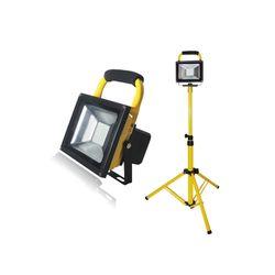 LED 충전용 투광기(10W20W) 삼각대(1등용)SET