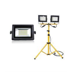 LED 투광기(50W100W) 삼각대(2등용) SET