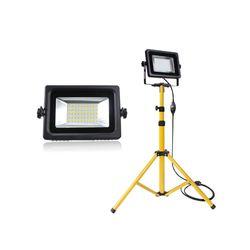 LED 투광기(50W100W) 삼각대(1등용) SET