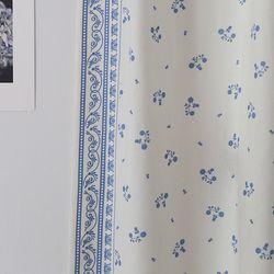 꽃보라 커튼(디자인3종)(총130x150cm)