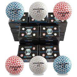 카에데 맥스 3피스 골프공 6구 20박스 3컬러볼 홀인원 선물
