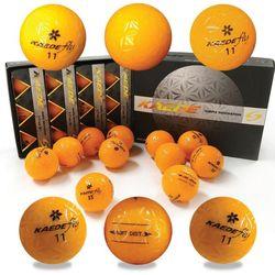 카에데 플라이 2피스 골프공 12구 오렌지 컬러볼 선물